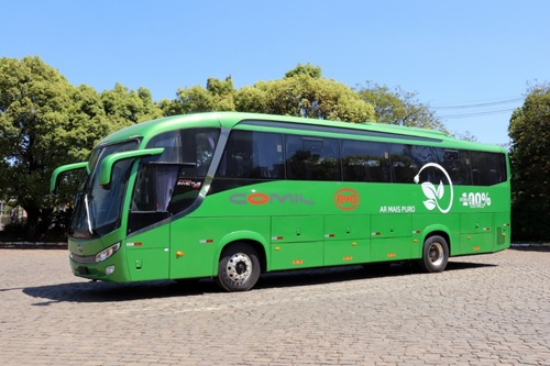 BYD ônibus 100% elétrico Brasil