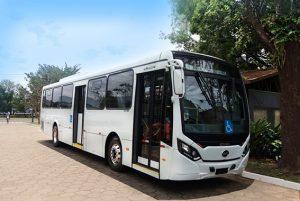 Ônibus elétrico BYD